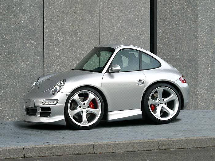 Smart Car Porsche