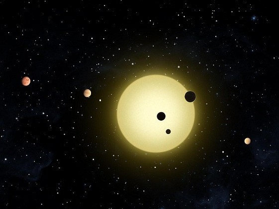 outside of solar system outer planets - photo #16