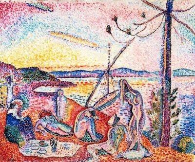 Luxe, Calme et Volupté (Henri-Émile-Benoît Matisse)