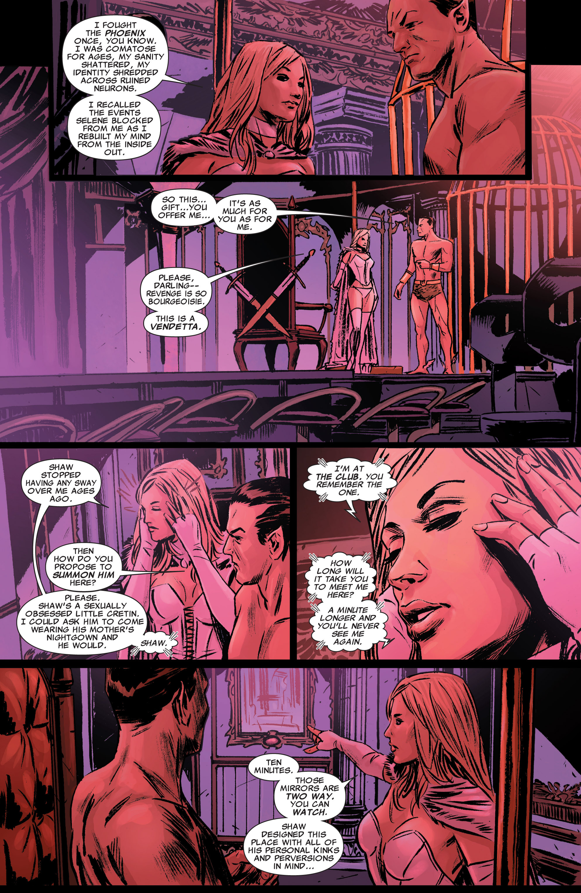 Read online Uncanny X-Men (1963) comic -  Issue # _Annual 2 (2009) - 34