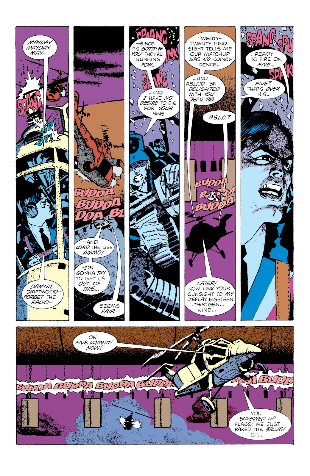 American Flagg! issue Definitive Collection (Part 2) - Page 92