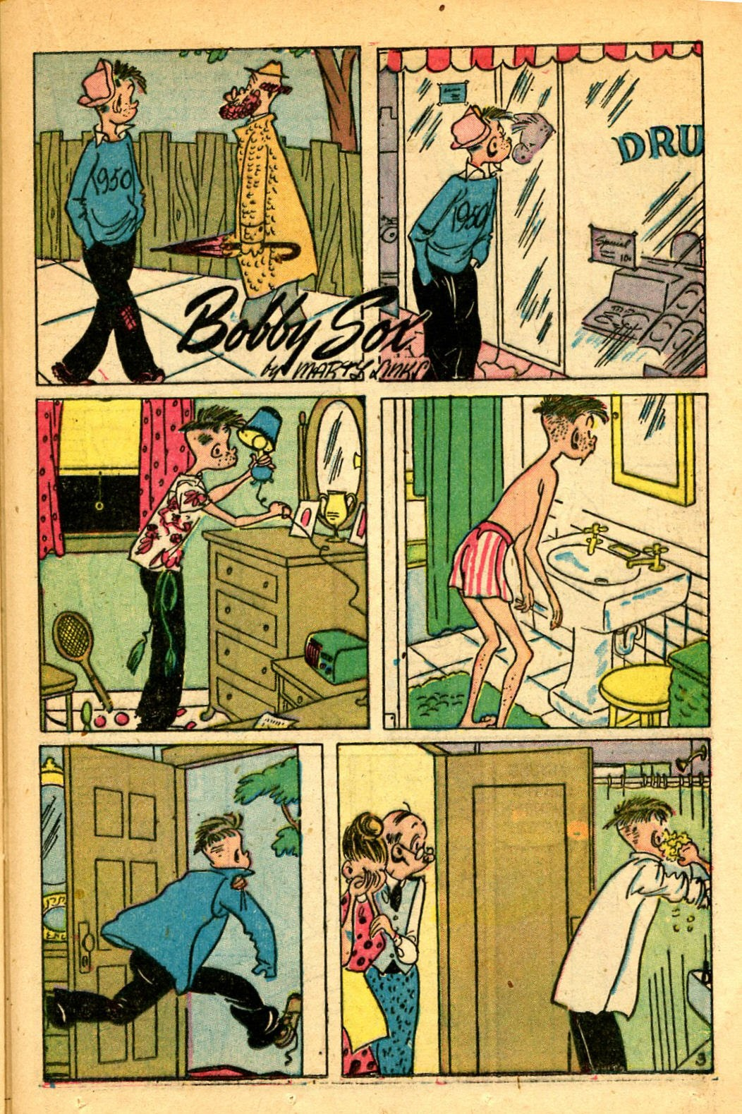 Read online Famous Funnies comic -  Issue #178 - 33