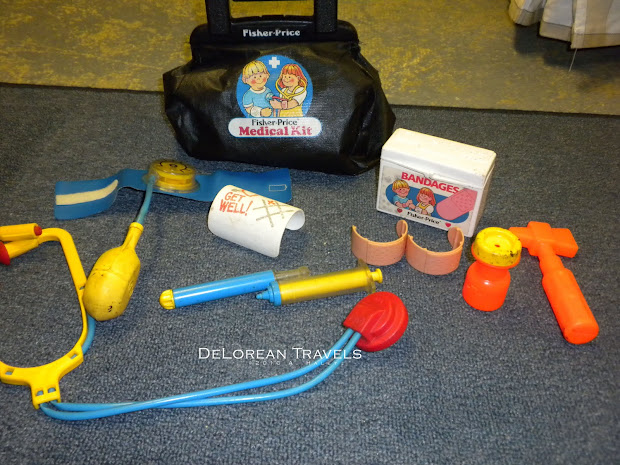 Delorean Travels Medical Kit