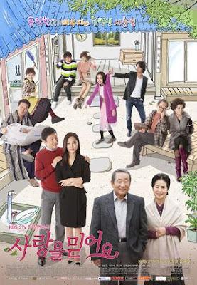 Believe in Love Film Serial Drama Korea Terbaru 2011