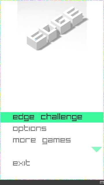 Nokia 5800 XpressMusic: Download Game Edge for Nokia 5800