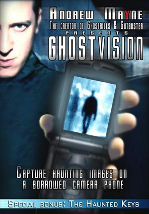 penampakan hantu di kamera?