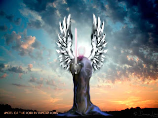 'Angel of the Lord' by Duncan Long