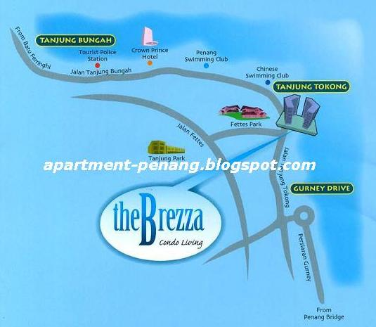 The Brezza | Apartment-Penang com