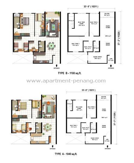 Laguna Vista Apartments: Apartment-Penang.com