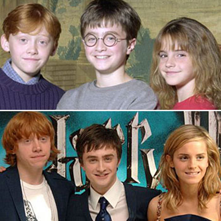 Harry Potter Protagonistas