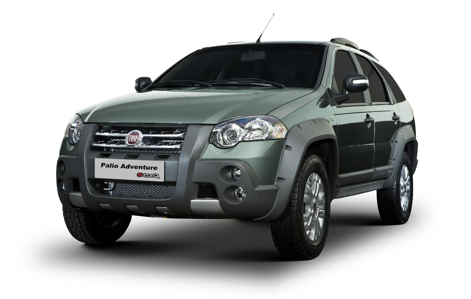 Fiat palio weekend trekking ganha motor 1 6 16v e torq for Fiat idea adventure locker 2010 precio
