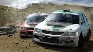 Video games: Colin McRae: DiRT PLAYSTATION 3 playable demo