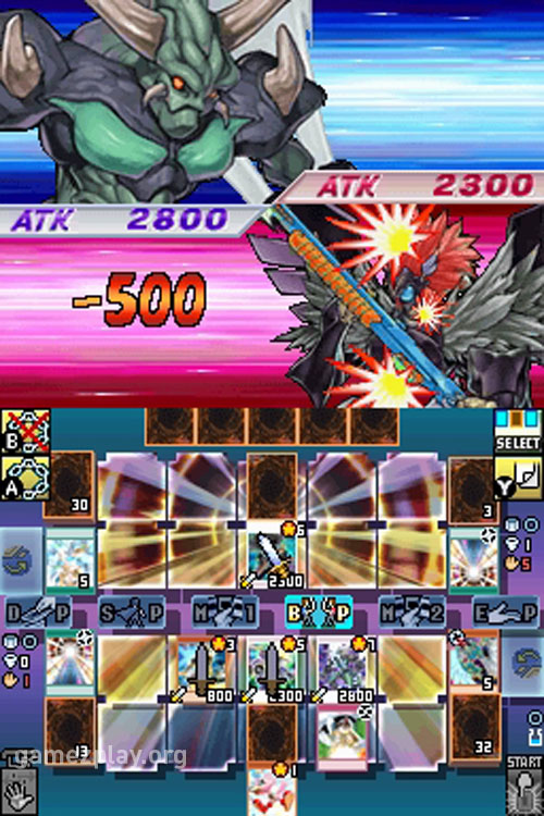 The new game is based on the YuGiOh 5Ds TV series and