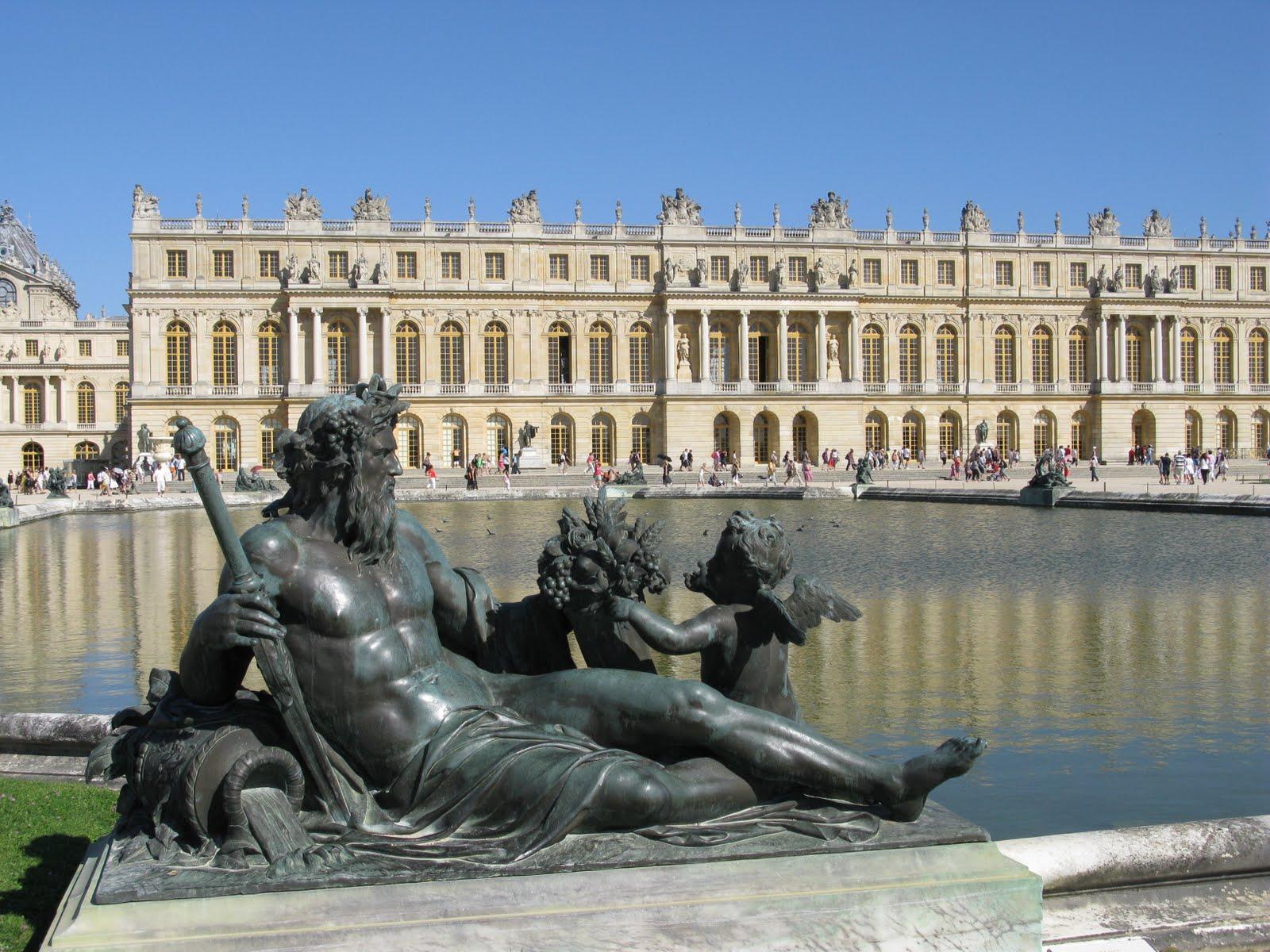 France Encore Ch 226 Teau De Versailles July 4 Part I