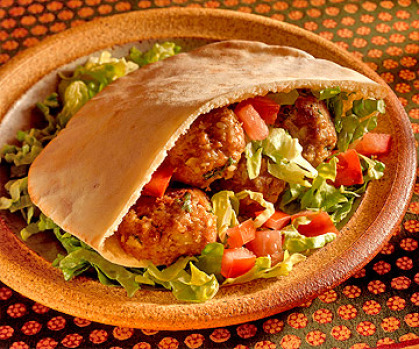 Meatball sandwiches arabic food recipes meatball sandwiches forumfinder Choice Image