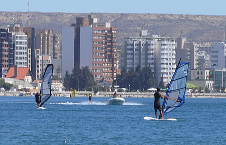 Verano Puerto Madryn sol y playas