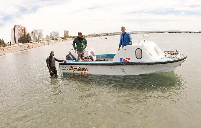 Snorkel y Buceo  con Lobos desde Madryn - Aquatours Buceo