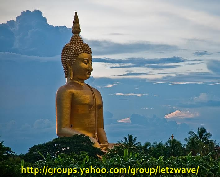 Largest Buddha Statue In The World Thailand Letzwave