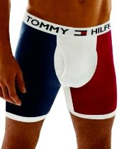 7c30827a5437 Men's Underwear Sale: Tommy Hilfiger Men's Colorblock Boxer Brief