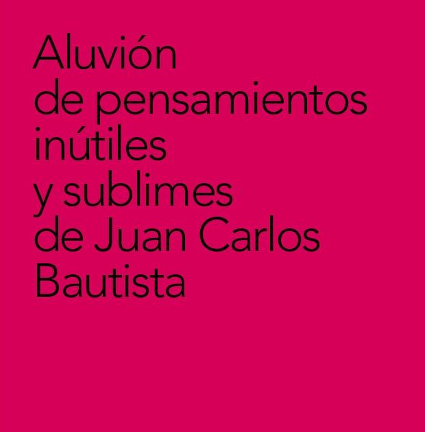 Quimera Ediciones Aluvin De Pensamientos Intiles Y Sublimes De