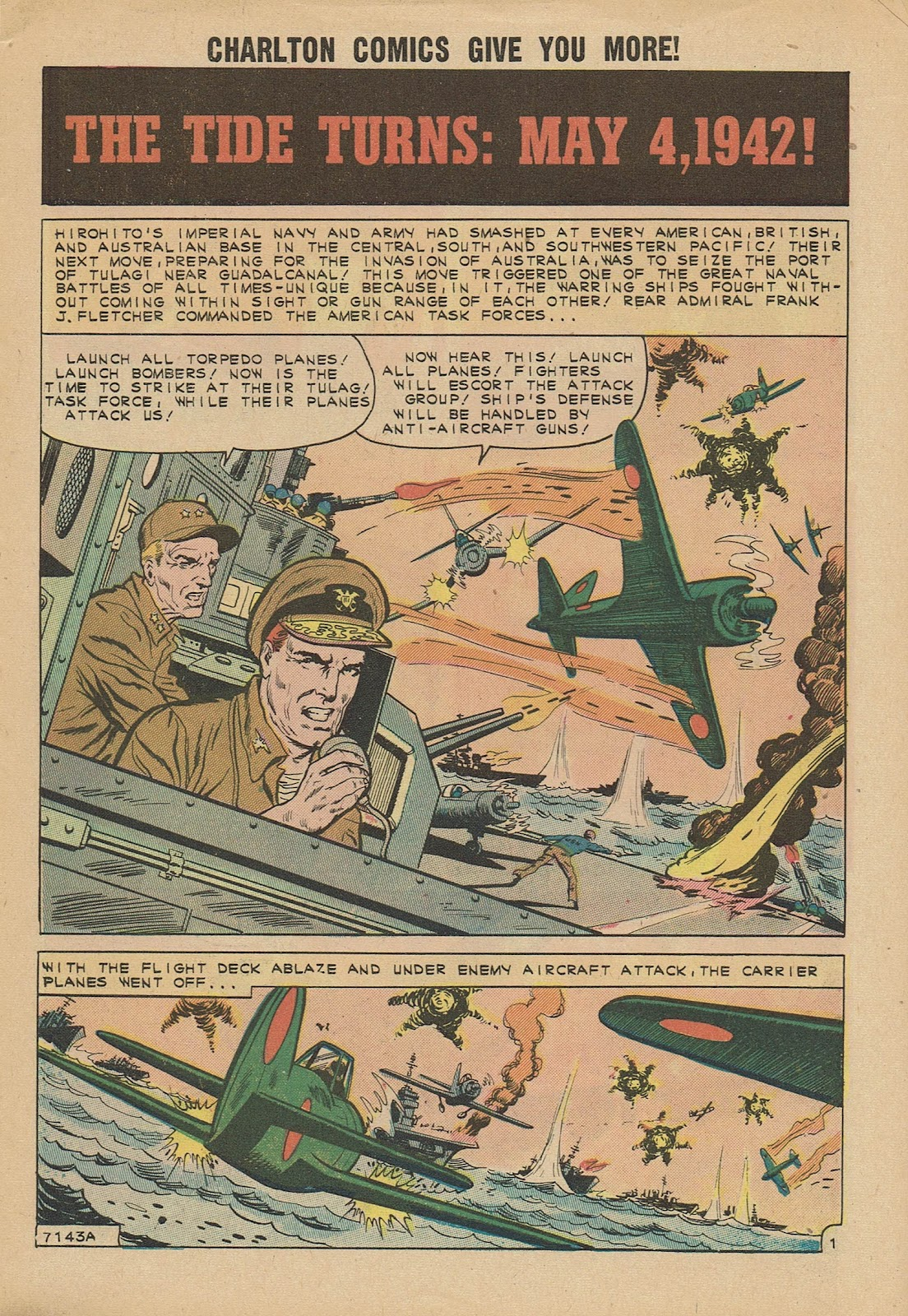 Read online Fightin' Navy comic -  Issue #101 - 3