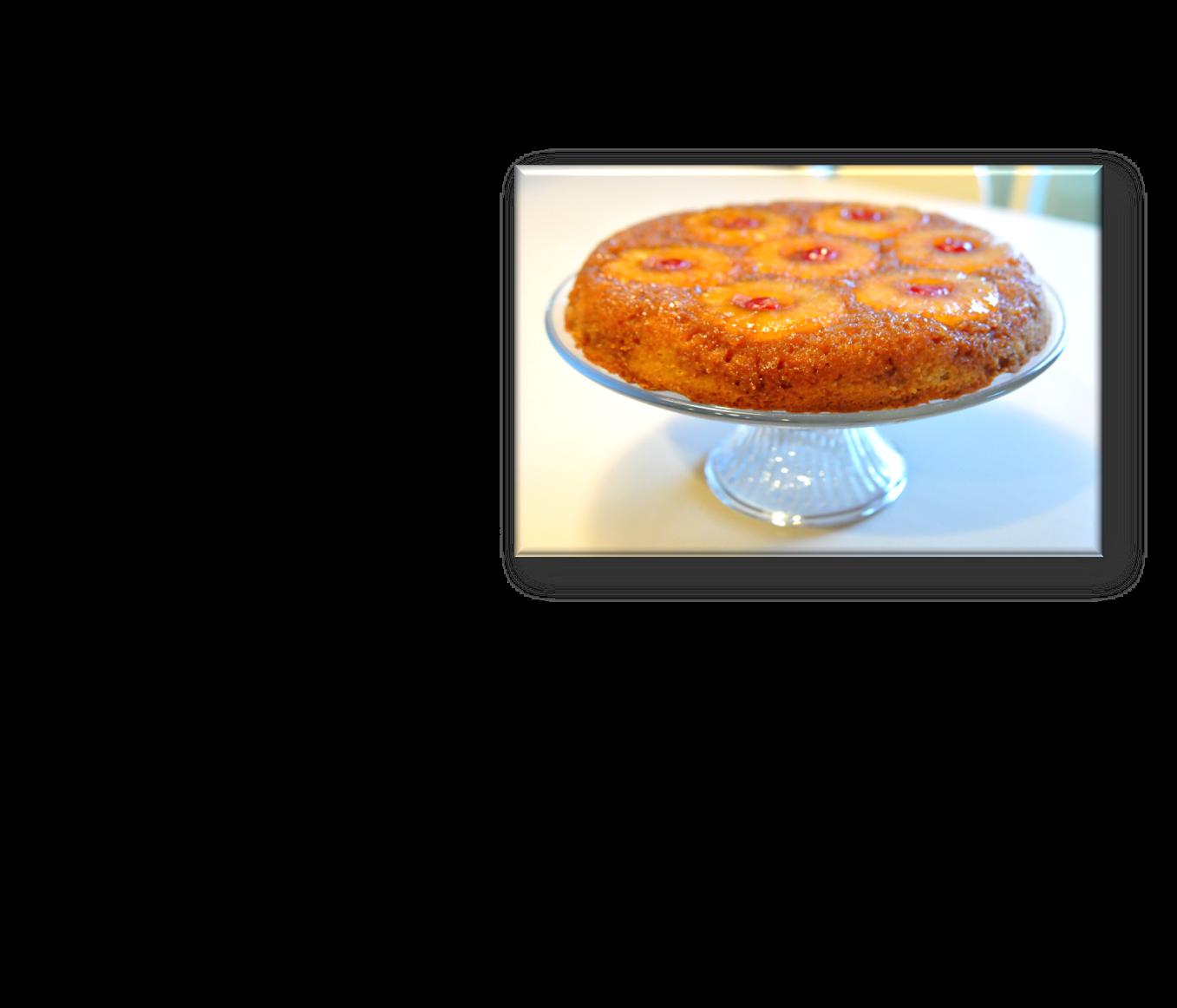 Pineapple Cake Uk