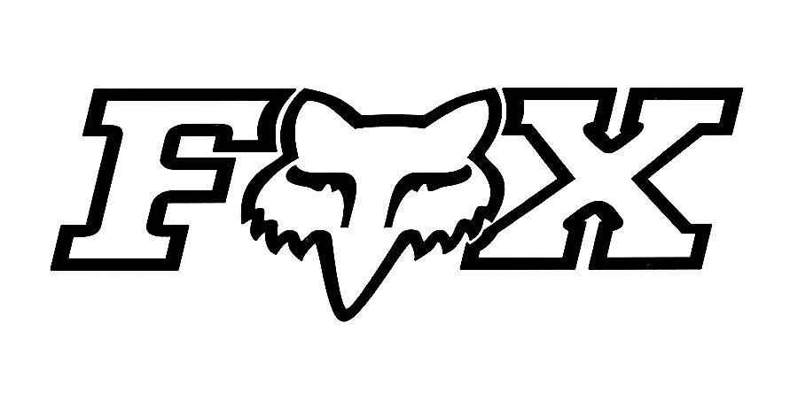 Fox Riders Inspire Logo | Fox racing nails, Fox decal, Fox ...  |Fox Racing Logo