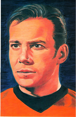 Peel the Paint: Captains Kirk, Picard and a Bookie Parlor