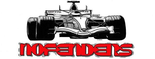 没有挡泥板-一级方程式赛车,印地赛车等等