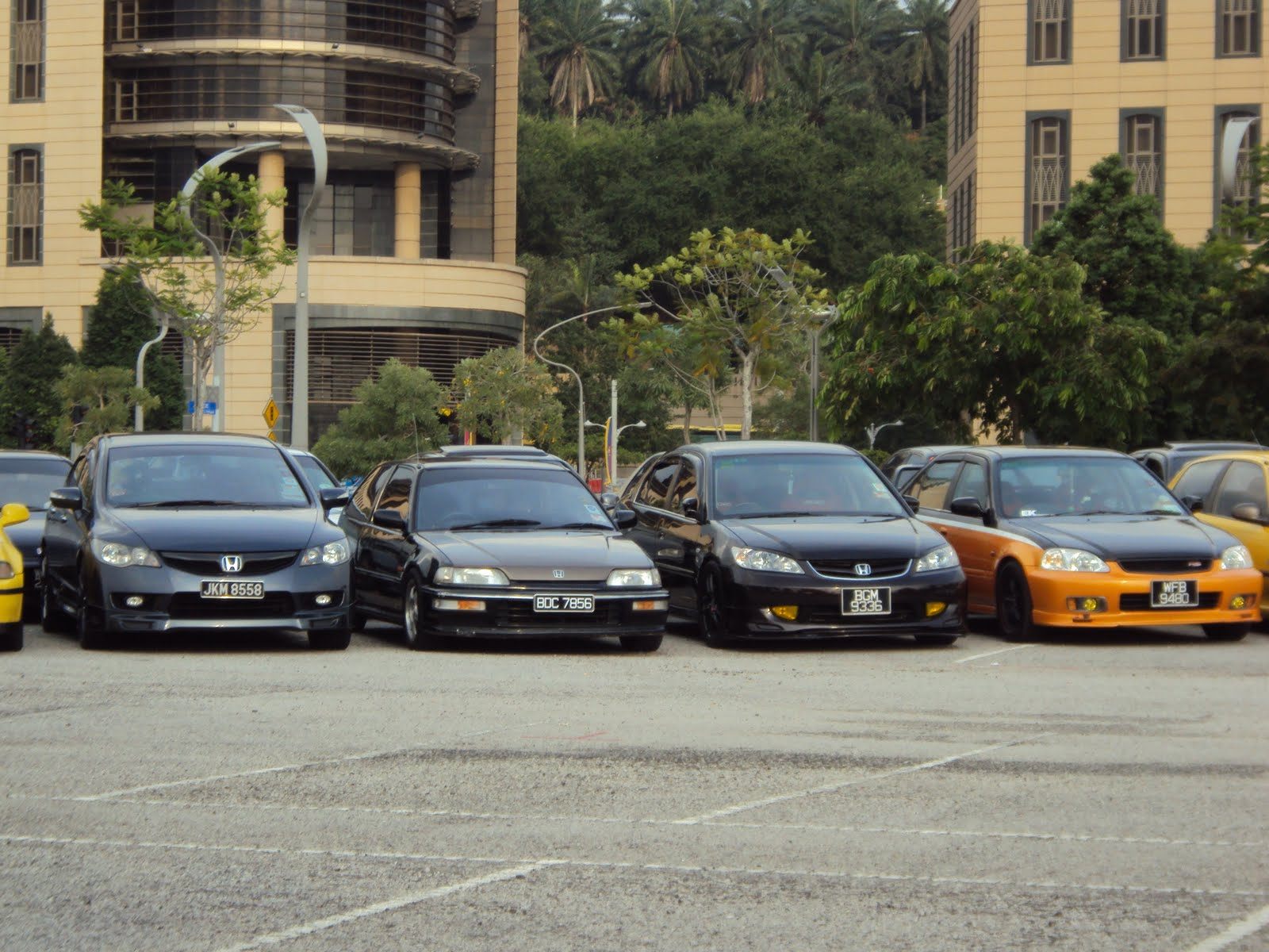 Civic Clubs Solana Beach Mail: AInMuCuXx'S BL0g: MaLaYsIaN HOnDa CiViC CLuB