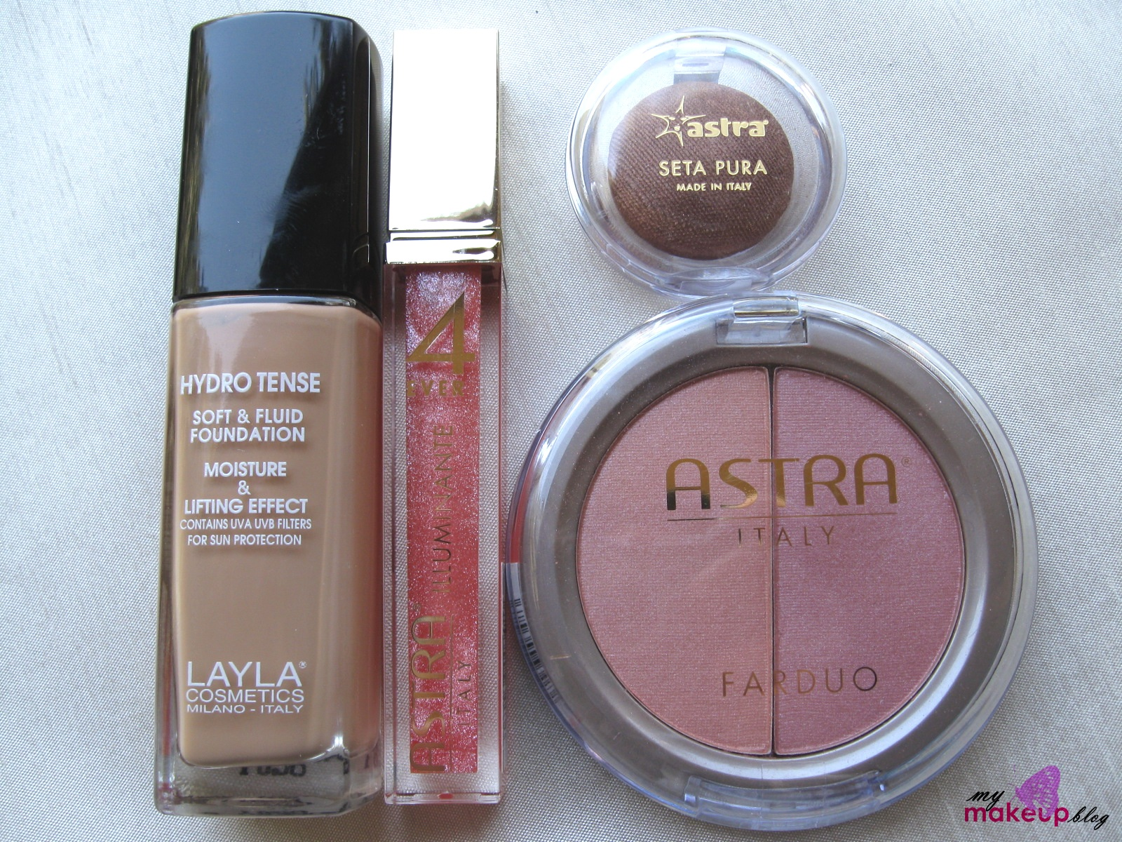 My Makeup Blog: makeup, skin care and beyond: Gifts from Italy
