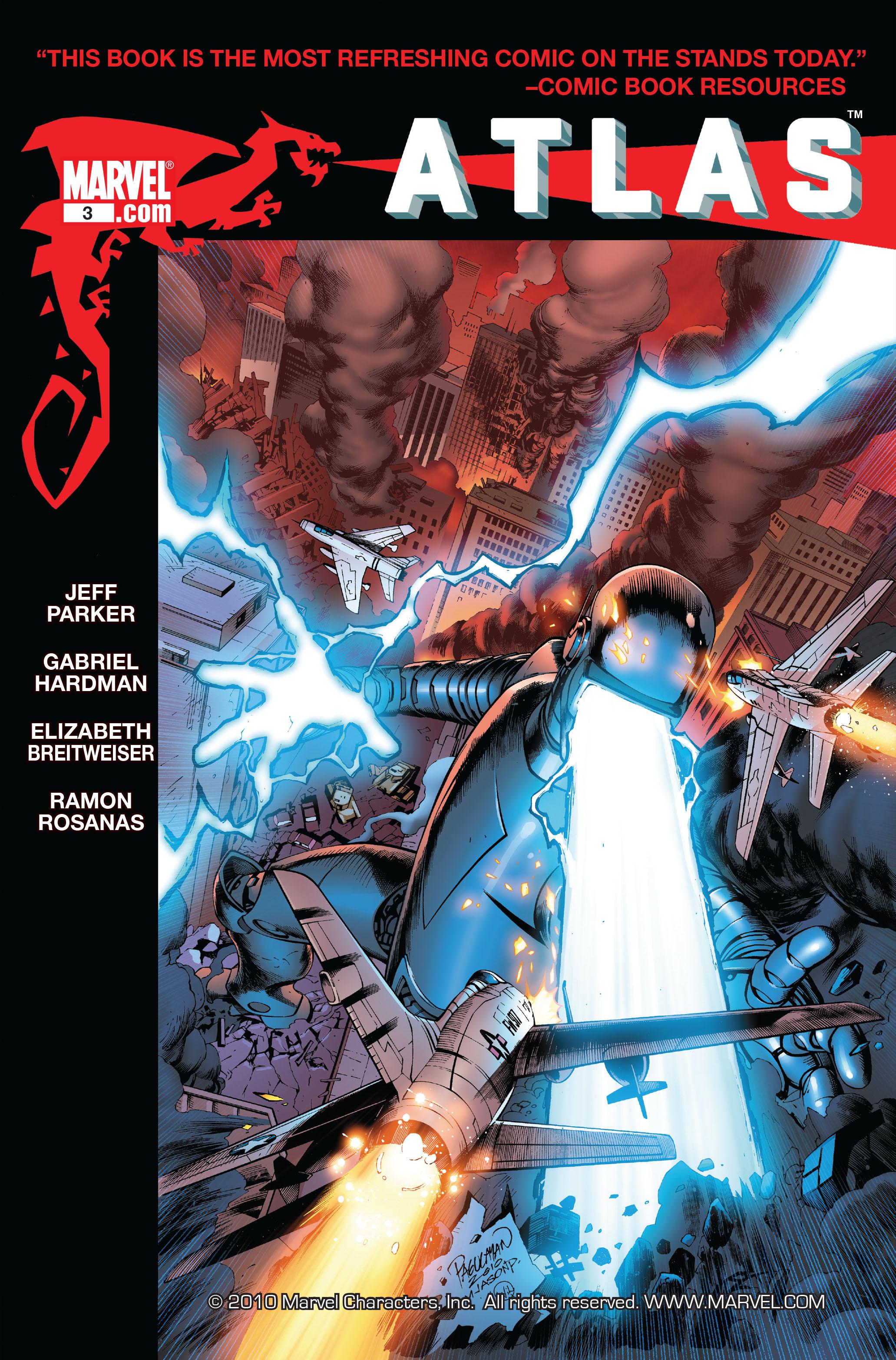 Read online Atlas comic -  Issue #Atlas _TPB - 105