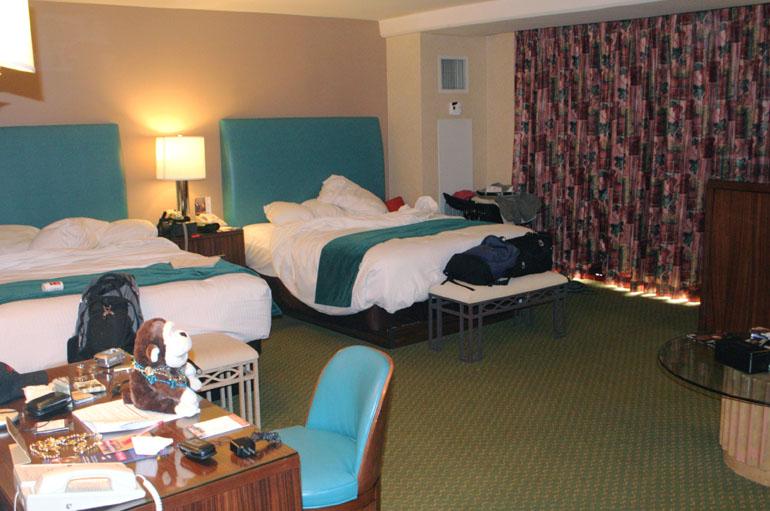 Atlantic City Hotel Rooms Rio Masquerade Tower Room 35022