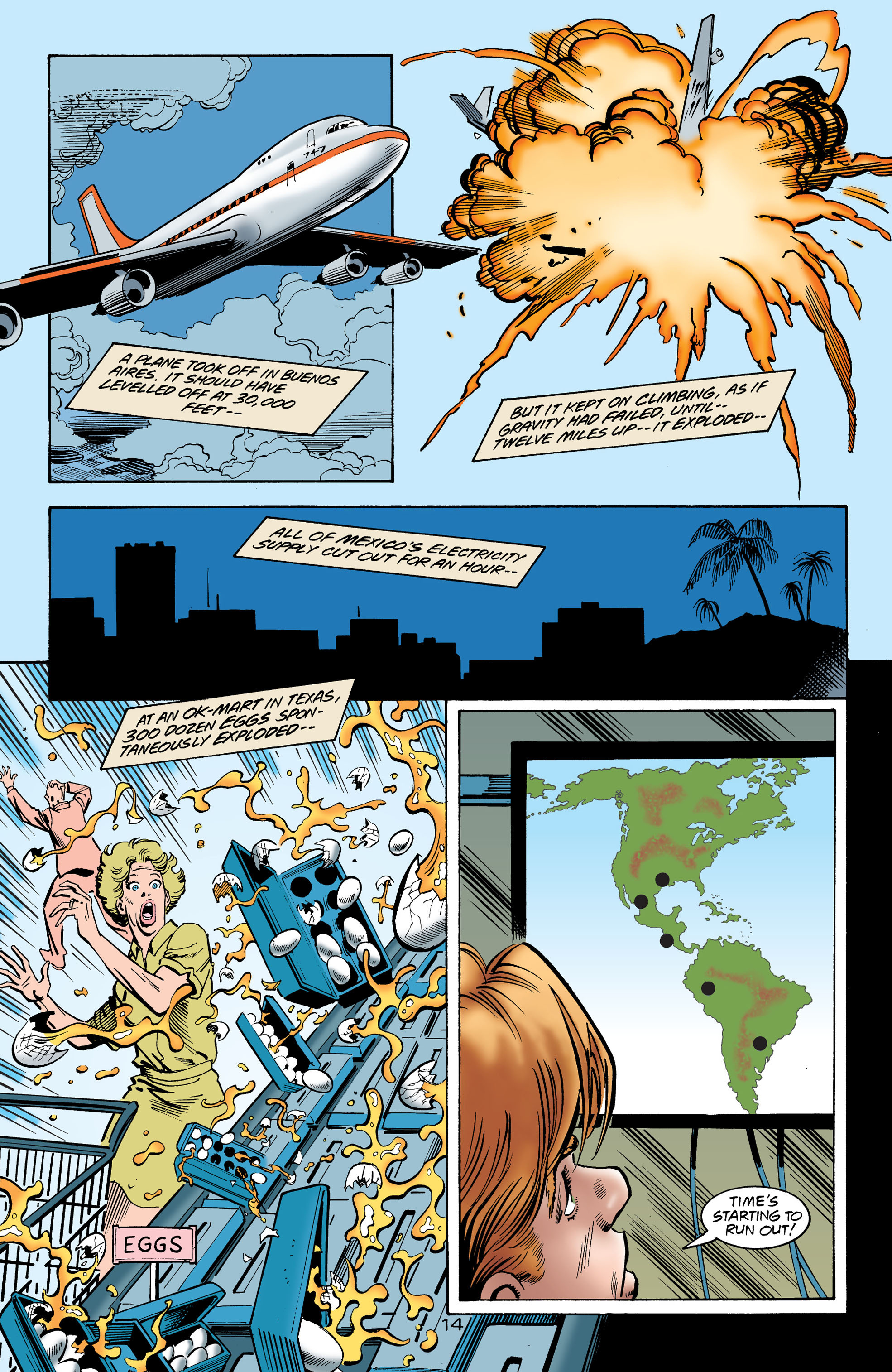 Read online Anarky (1999) comic -  Issue #1 - 15