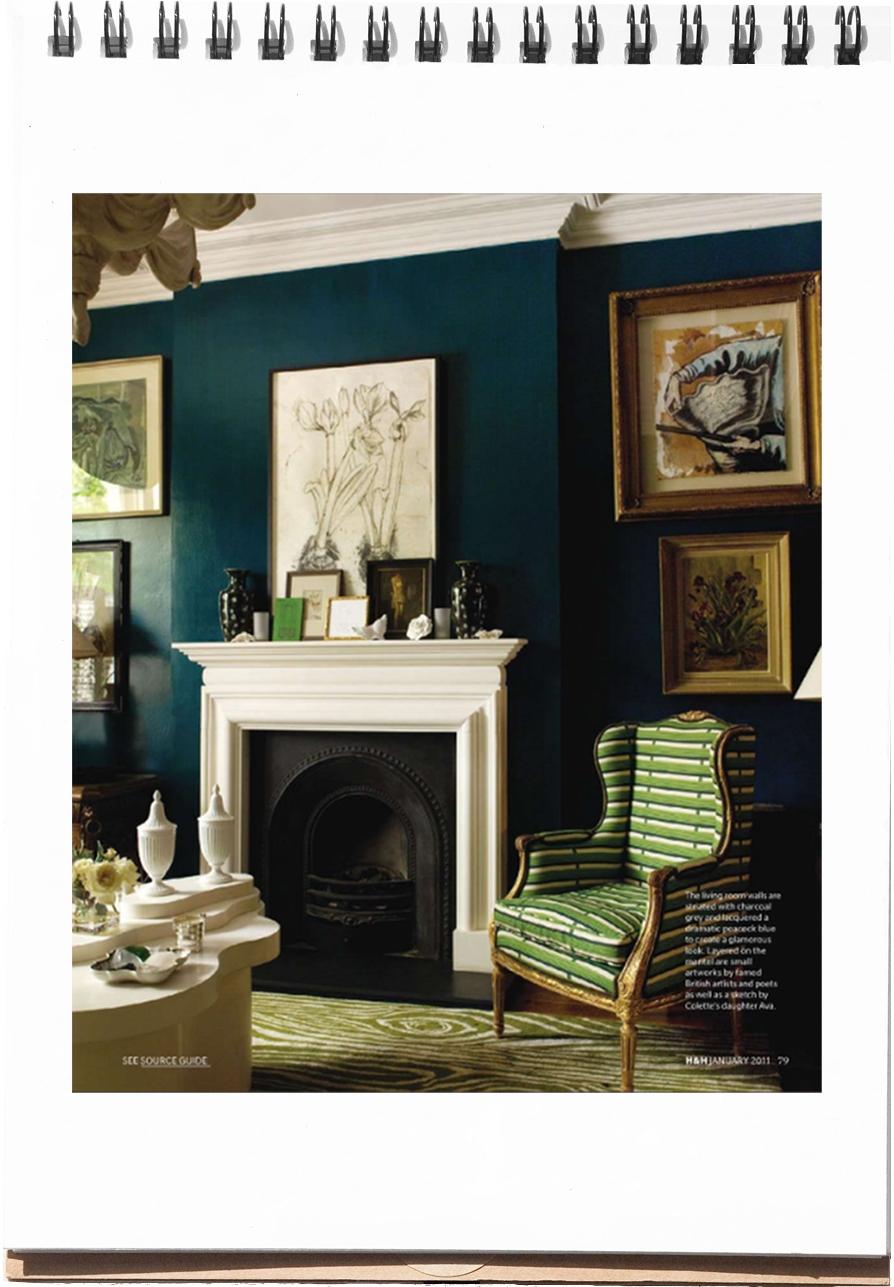 interiors teal library fuji files. Black Bedroom Furniture Sets. Home Design Ideas