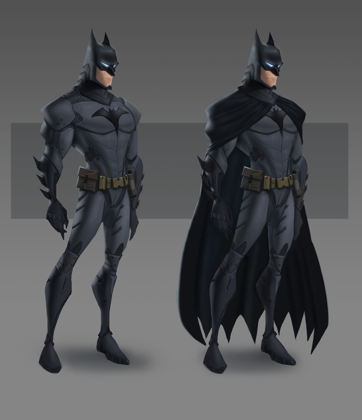 Art Of Araya: Justice League CG Movie Concepts