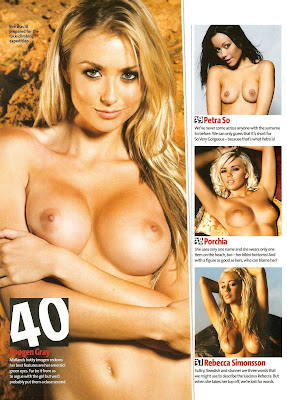 mienfoks nuts magazine top topless babes