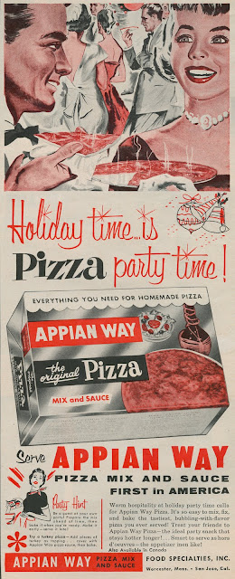 So Heres The Appian Way Pizza Kit Original Hmm Really Invented In An Effort To Give Company Benefit Of Doubt