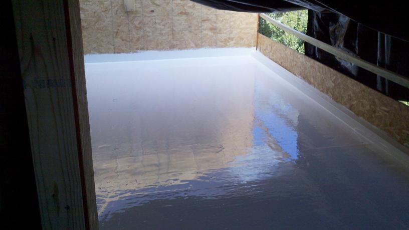 Epoxy Floor Coatings Balcony Waterproofing