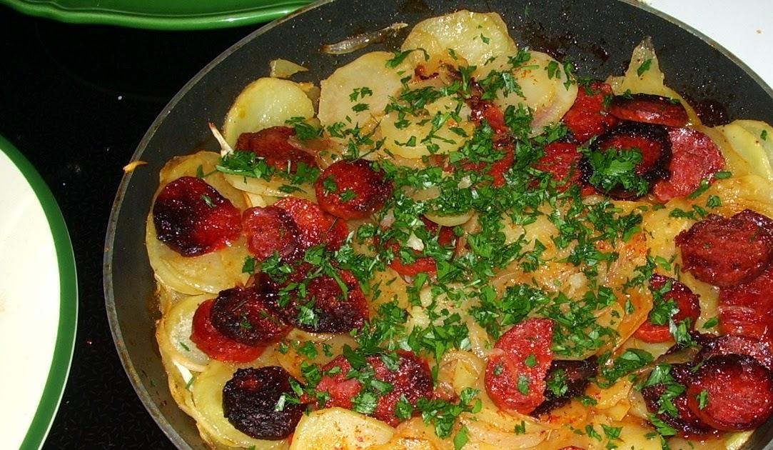 Food Network Chorizo Potato Tacos