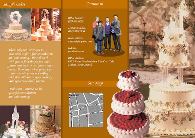 wedding cake brochure t1028 designs s wedding cake brochure 22103