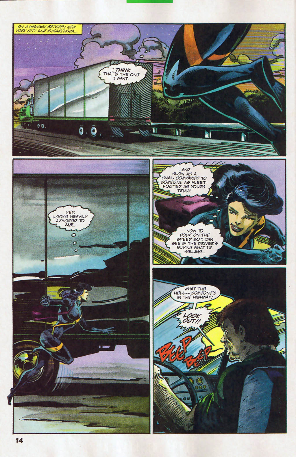 Read online Shadow Cabinet comic -  Issue #12 - 10