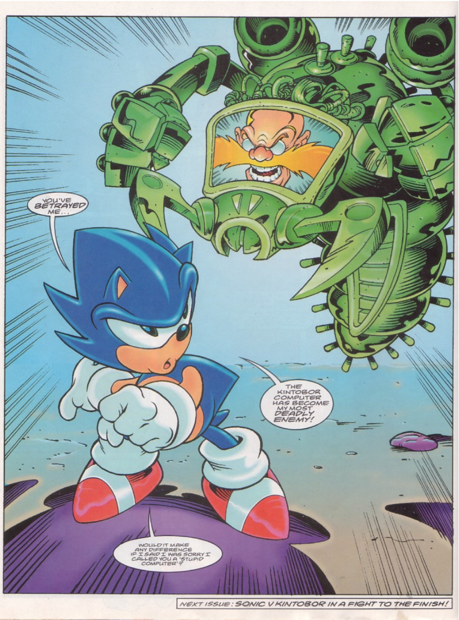 Read online Sonic the Comic comic -  Issue #143 - 8