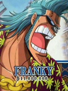 franky one pièce photo