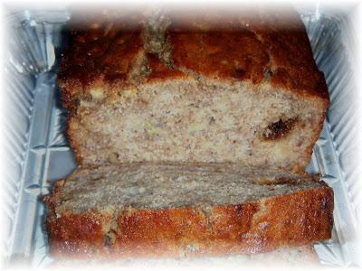 Moist Old Fashioned Banana Bread