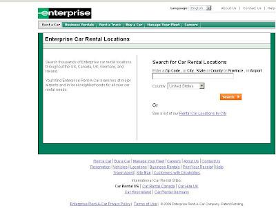 Enteprise Car Rental Coupons