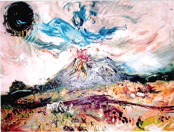 [Image: Affandi,+Gunung+Merapi+Meletus.jpg]