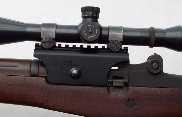 Sipsey Street Irregulars Praxis M14 M1a Scope Mount From