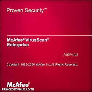 mcafee virusscan enterprise 8.7i gratuit