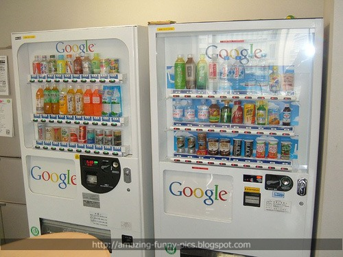 Amazing Funny Pics Google Offices Around The World  Tokyo Japan
